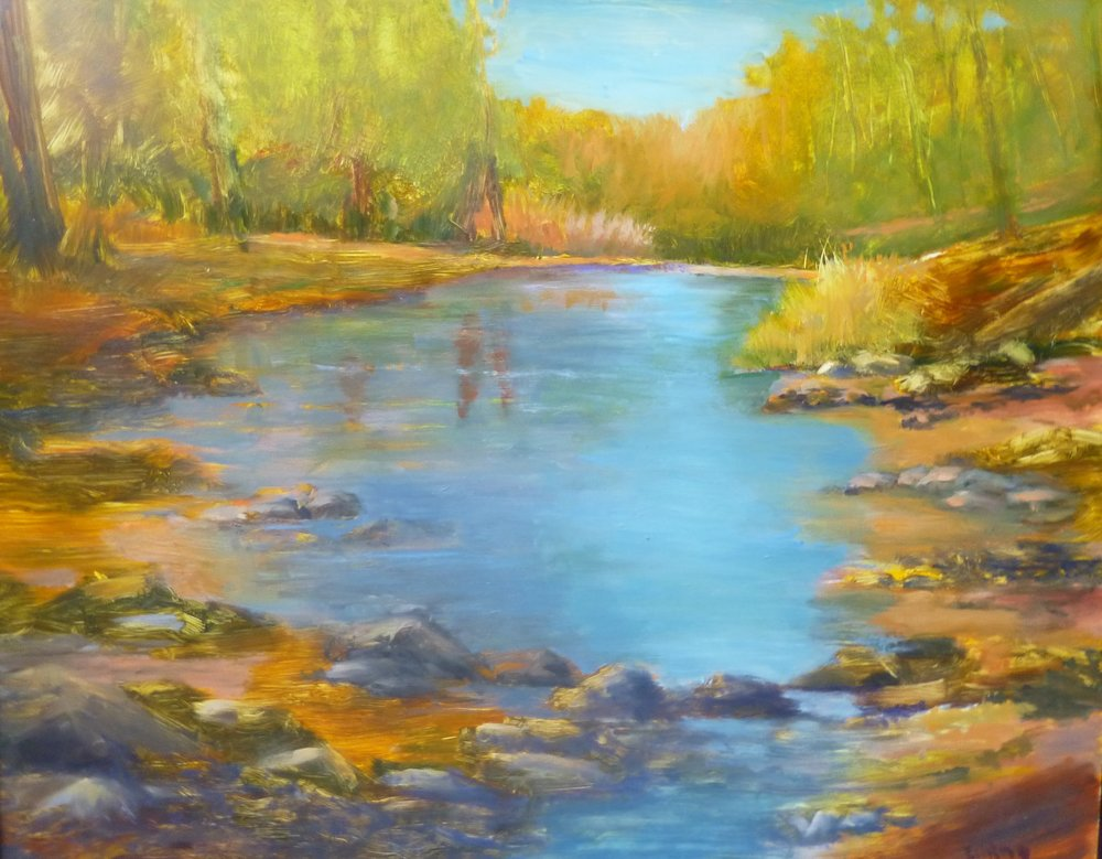 "Linda Lilling's ""Morning Light 2"""