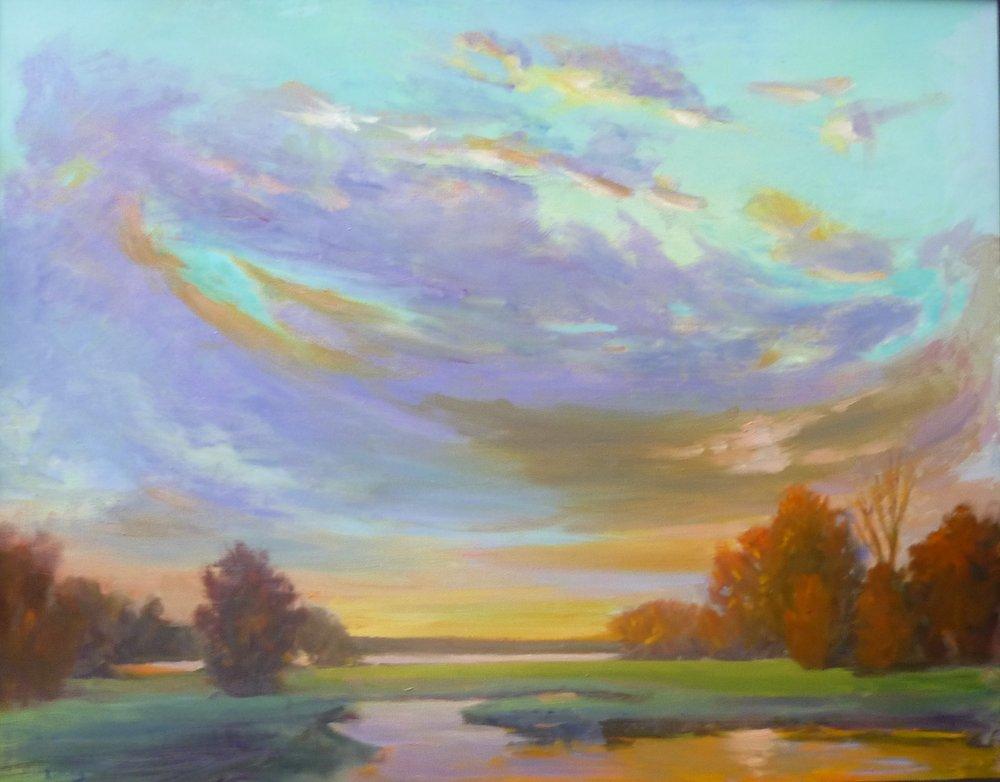 "Linda Lilling's ""Autumn Light"""