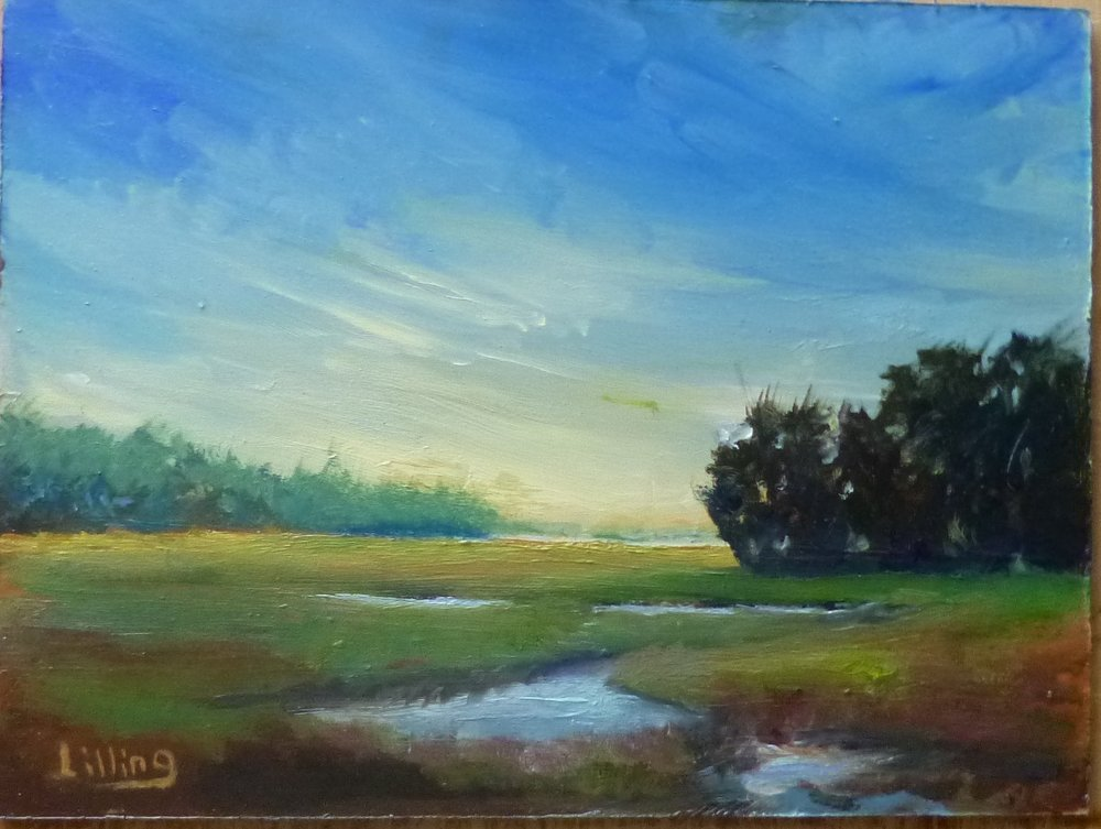 "Linda Lilling's ""Afternoon Breeze"""
