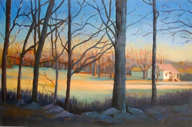 "Susan Scott Kenney's ""Morning Light"""