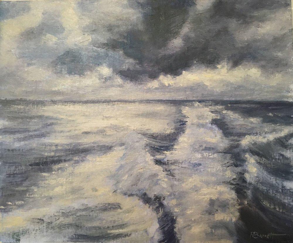 "Peter Barrett's ""Making Waves"""
