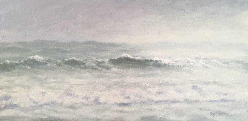 "Peter Barrett's ""Storm's Passing"""