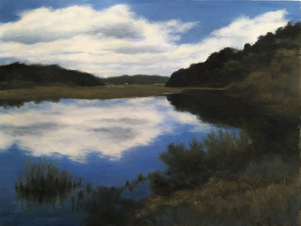 "Peter Barrett's ""Reflections"""