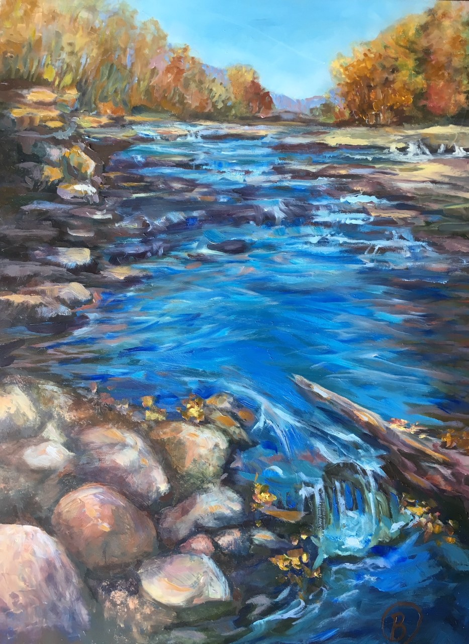 Salmon River Autumn