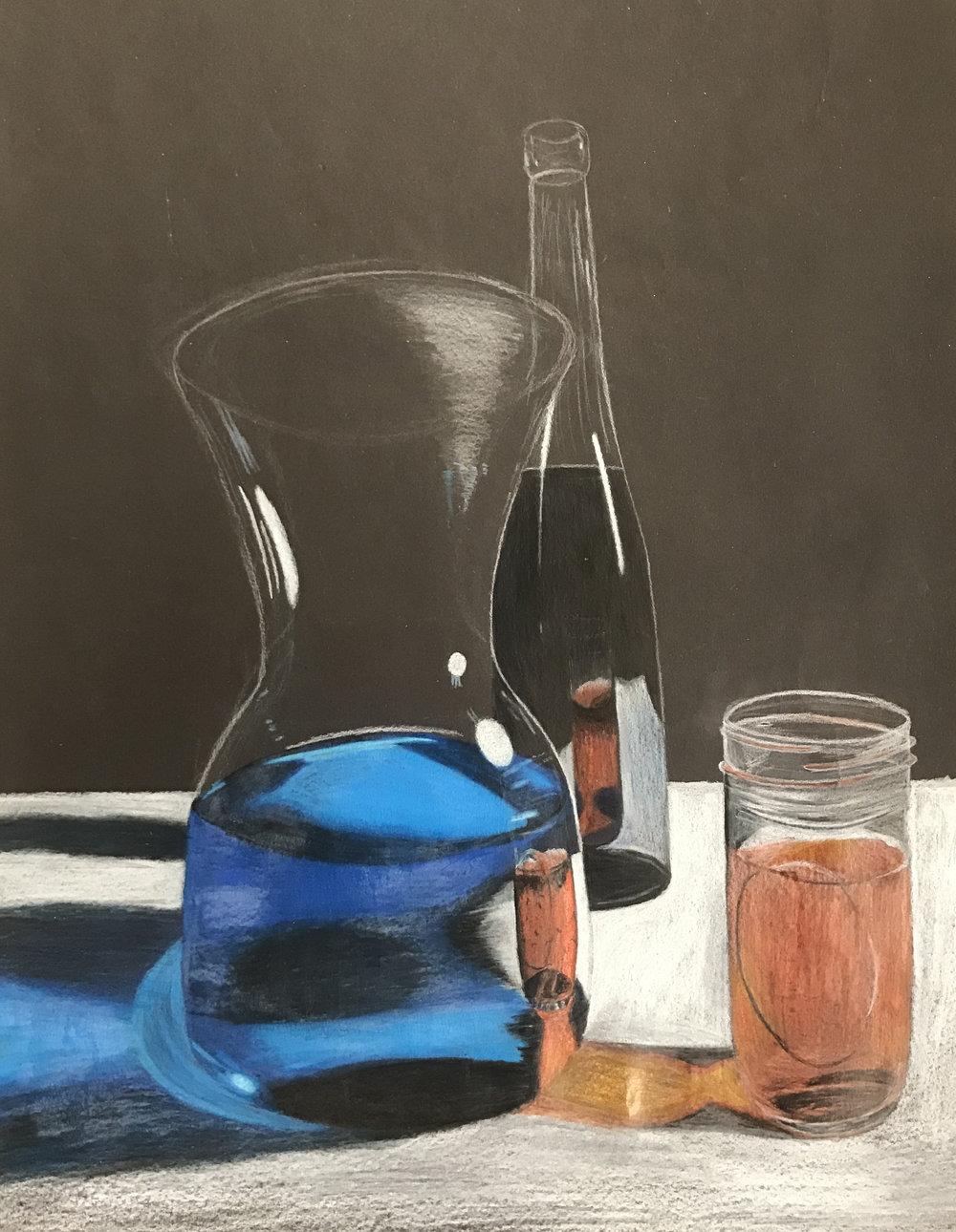 Troy Botteon -Glass Bottles-.jpg