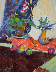 Still Life with a Zigzag