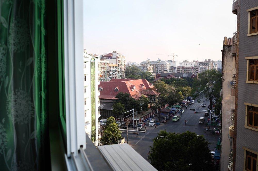 Home. Yangon, Burma