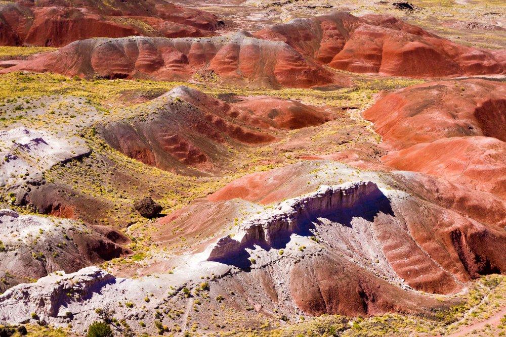"""""""Painted Desert I"""", AZ"""