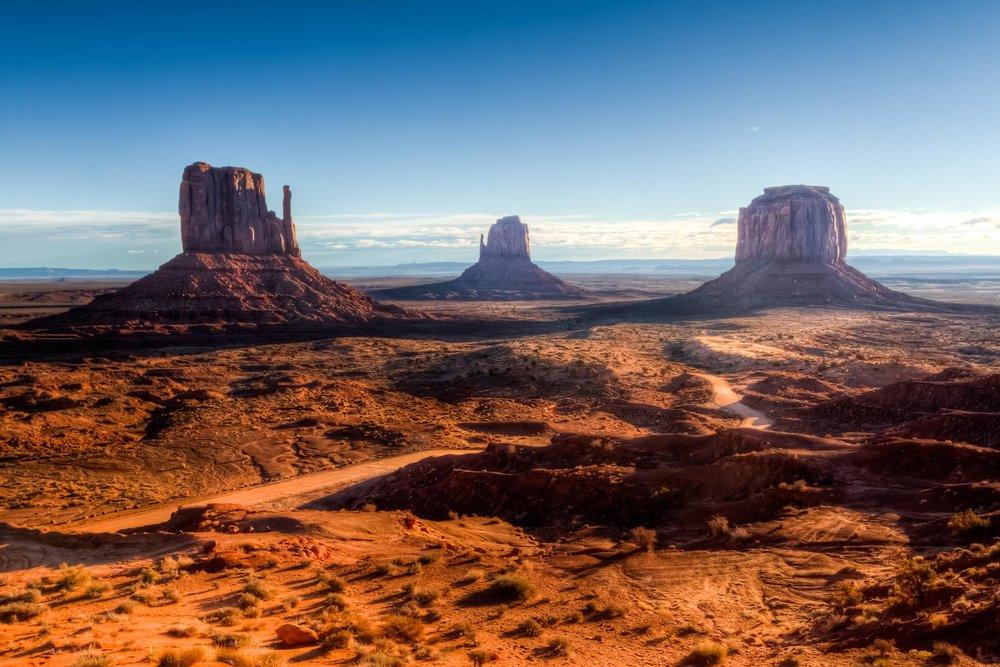 """""""Monument Valley Sunrise"""", UT"""