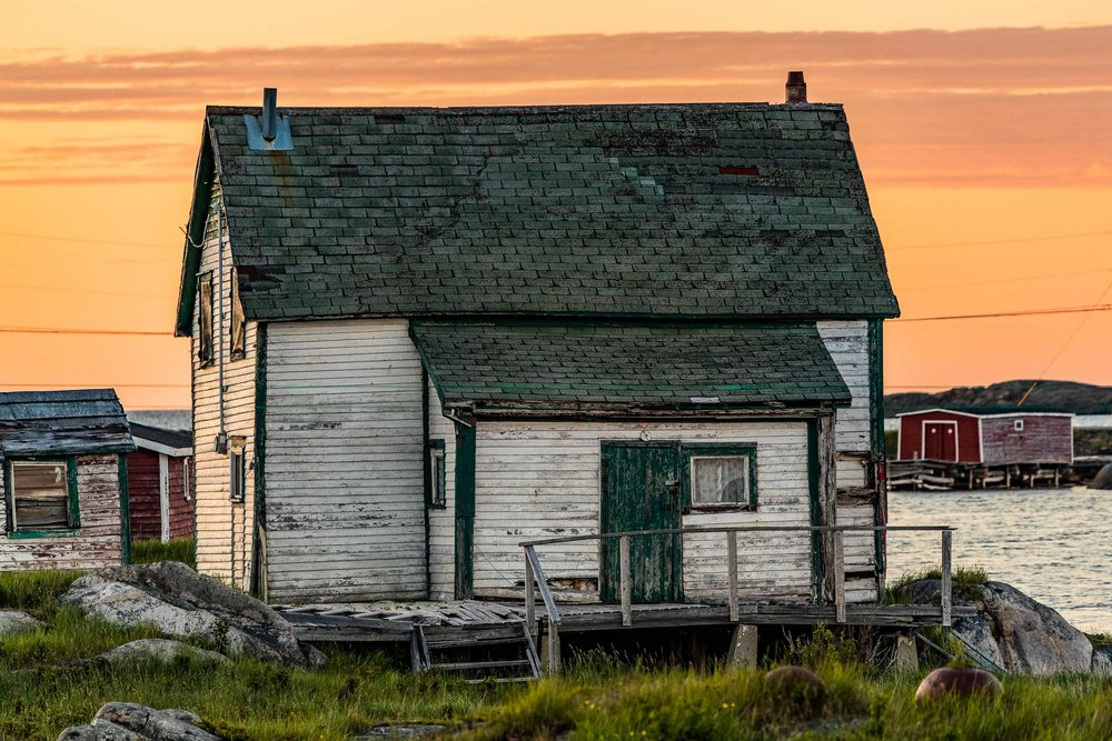 """This Old House"", Fogo Island"