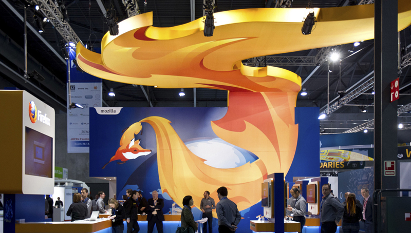 Launch of Firefox OS at Mobile World Congress Barcelona 2013
