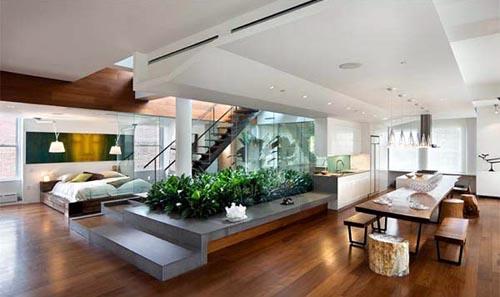 Eco living home designs