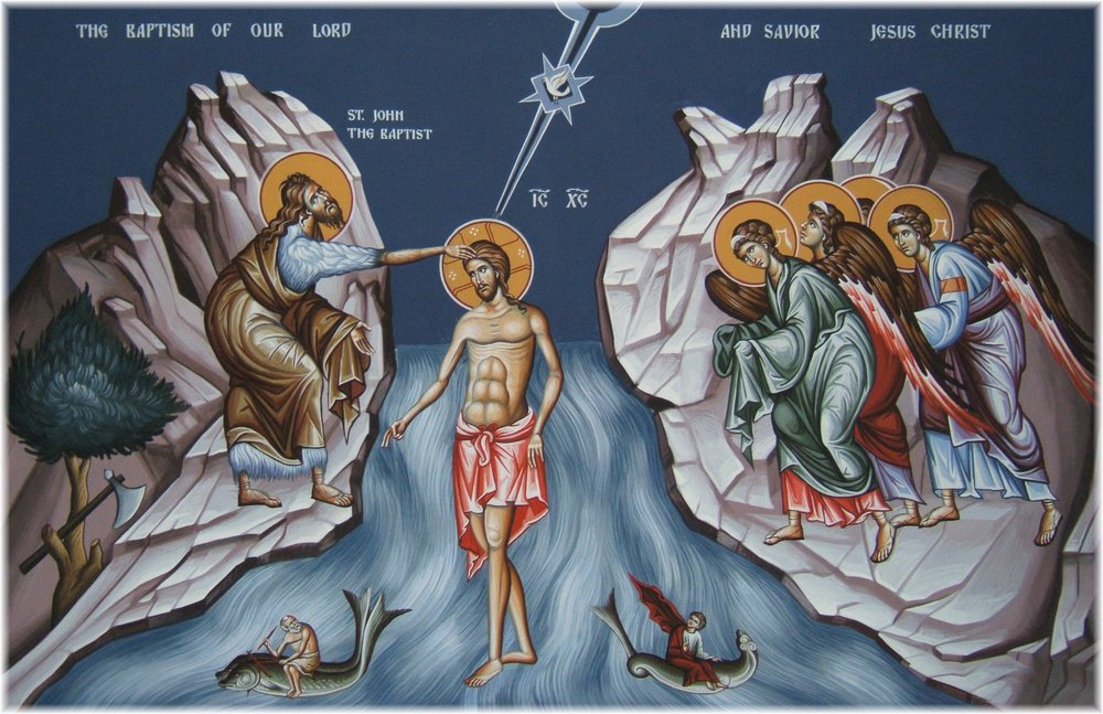The Baptism of our Lord