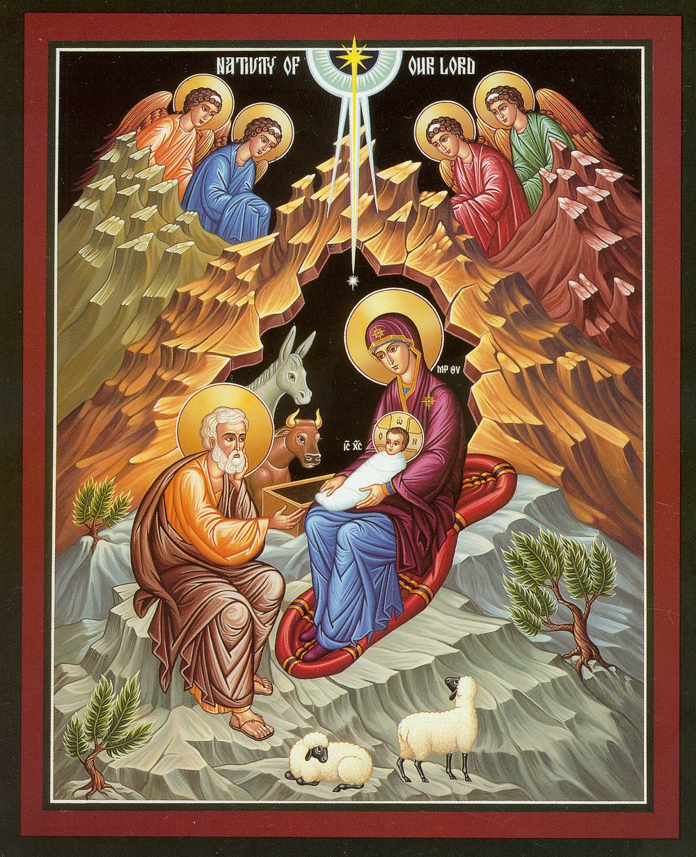 Holy Nativity of our Lord and Savior Jesus Christ