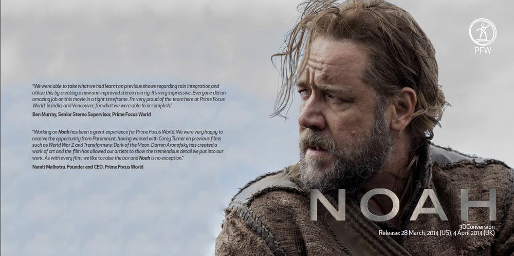 PFW Noah Brochure