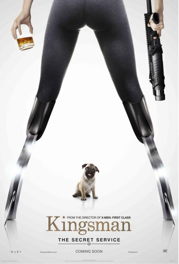 Cinema: Kingsman - Secret Service