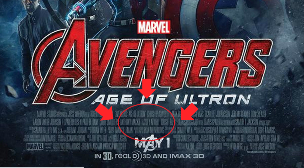 Marvel reveals official 'Avengers: Age Of Ultron' poster ...
