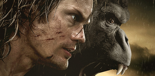 READ ABOUT THE UNIQUE 3D COLOUR COLLABORATION ON 'THE LEGEND OF TARZAN'.