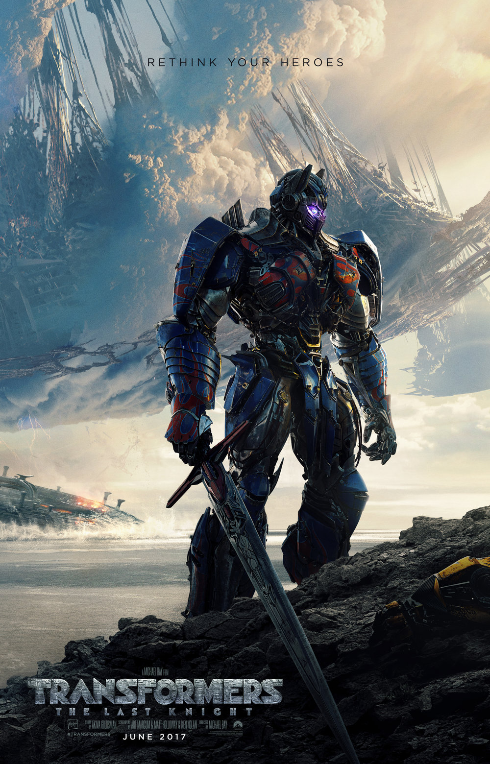 TRANSFORMERS: THE LAST KNIGHT (3D CONVERSION)