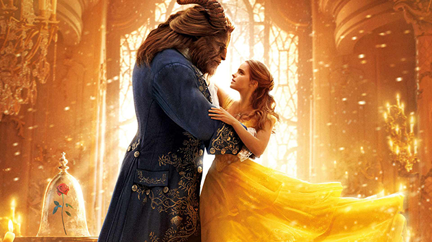 BEAUTY AND THE BEAST (EXCLUSIVE 3D Conversion PARTNER)