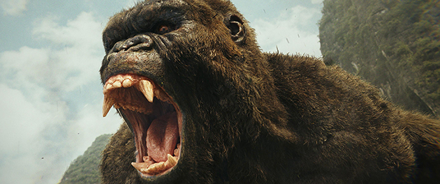 KONG: SKULL ISLAND (exclusive 3D CONVERSION partner)