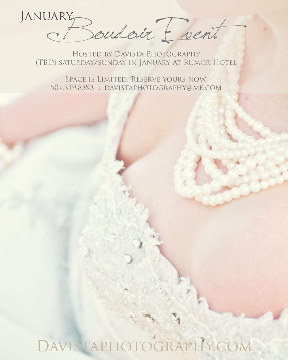 boudoir photography event