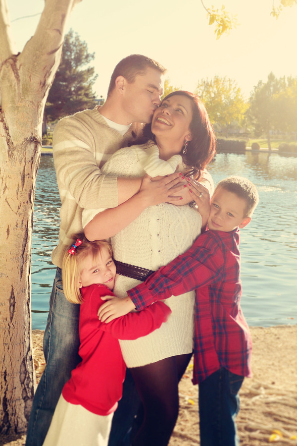 family_christmas_aliante_vegas
