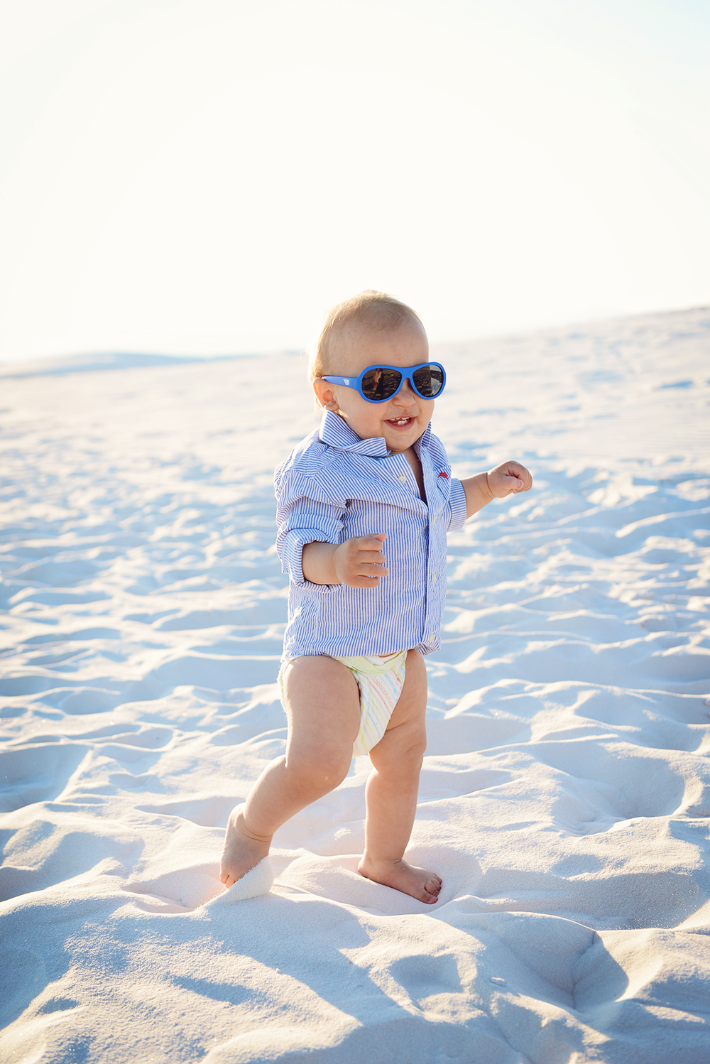 risky-business-one-year-old-connor