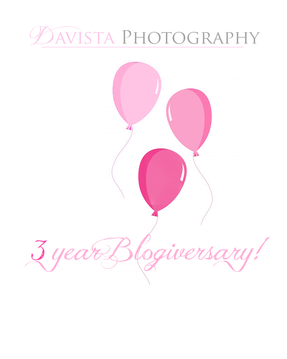blogiversary ideas