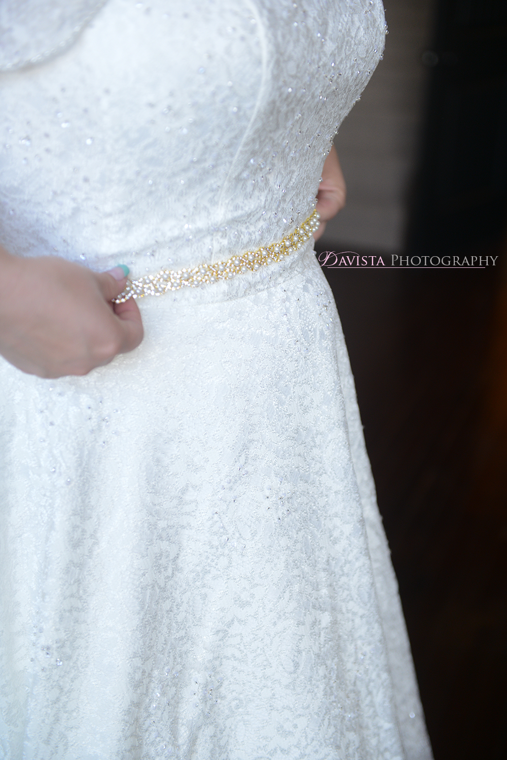 wedding-dress-belt-detail-davids-bridal-las-cruces