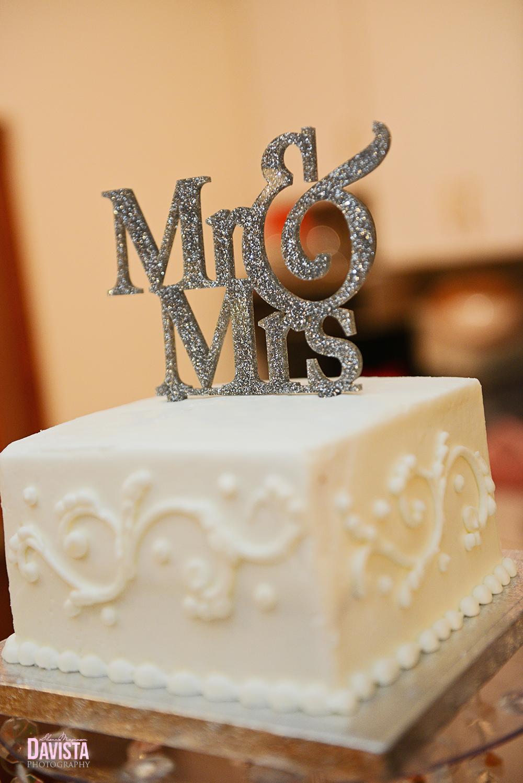 mr and mrs wedding cake topper minnesota