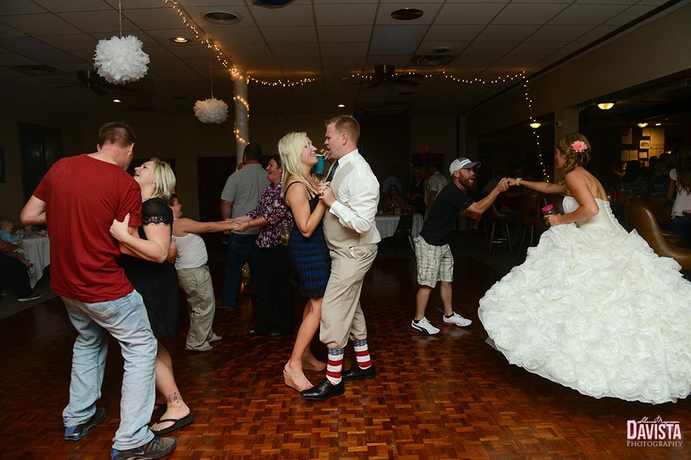 minnesota wedding reception