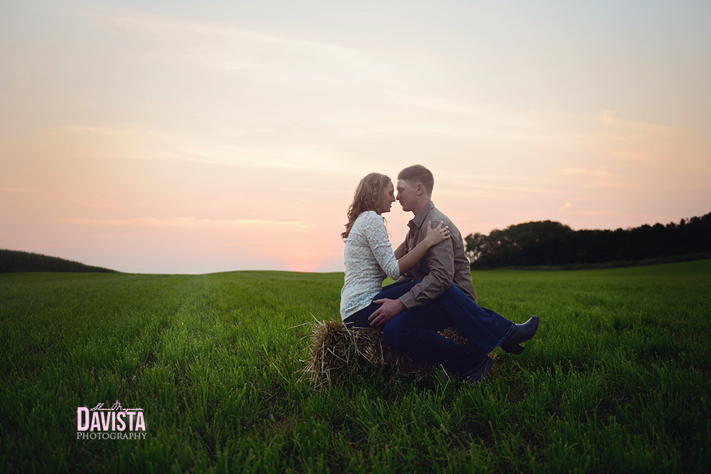 beautiful couples engagement photography minnesota