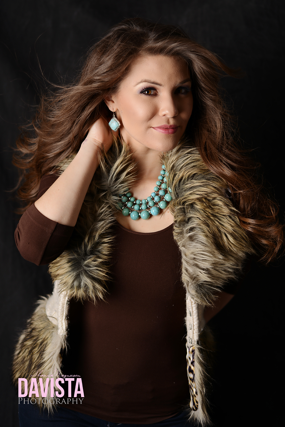 las cruces beautiful glamor indoor studio portraits