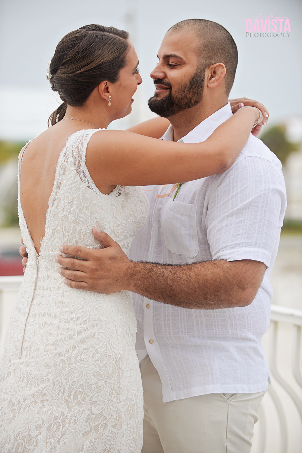 beautiful couple destination wedding