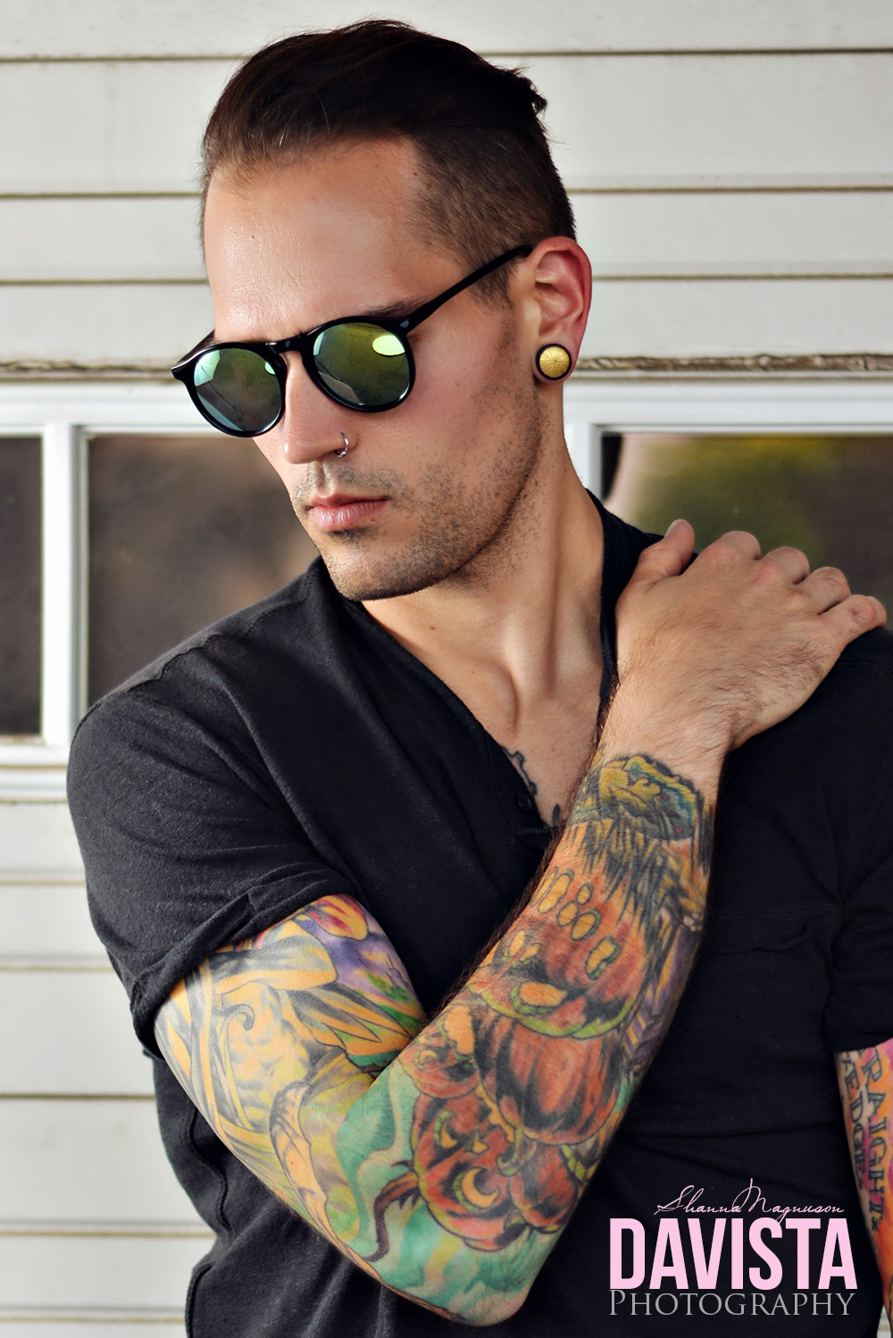 sunglasses and mens style