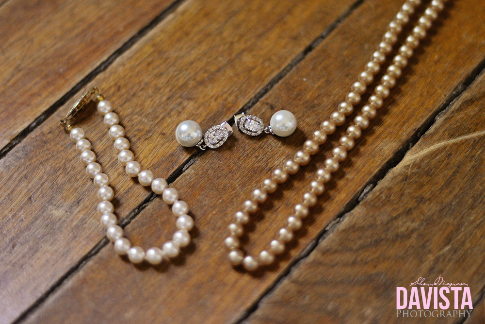 bridal jewelry grandmas pearls
