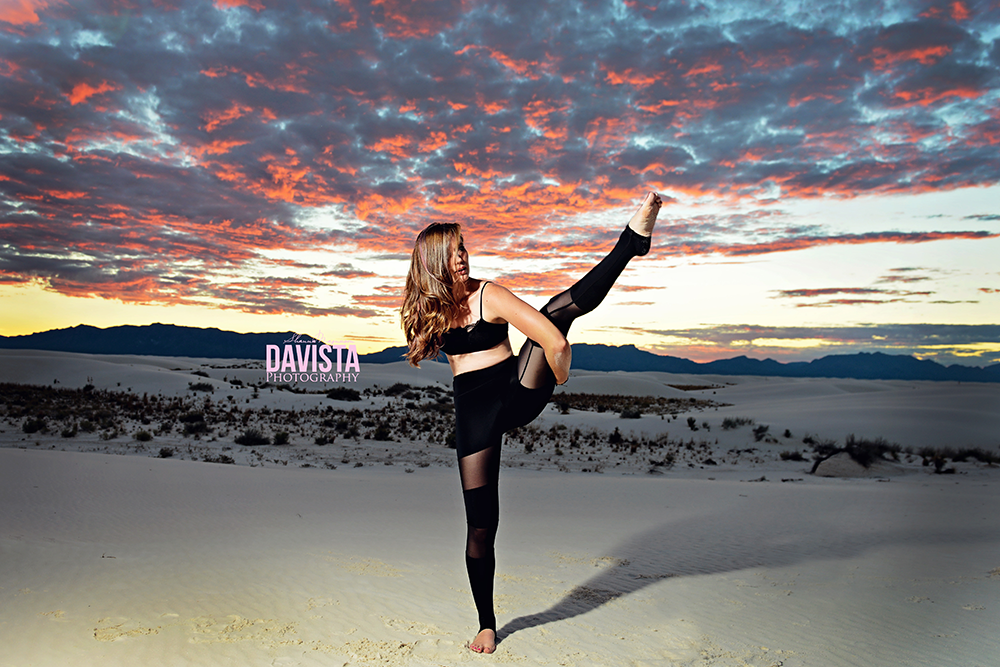 Bird of paradise for yogi