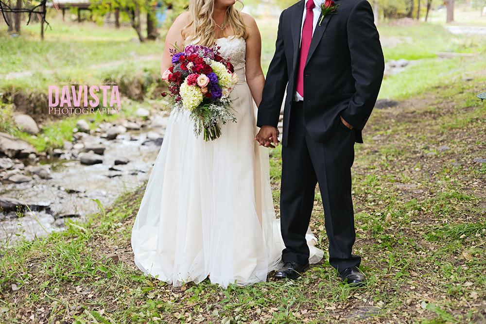 beautiful wedding portraits