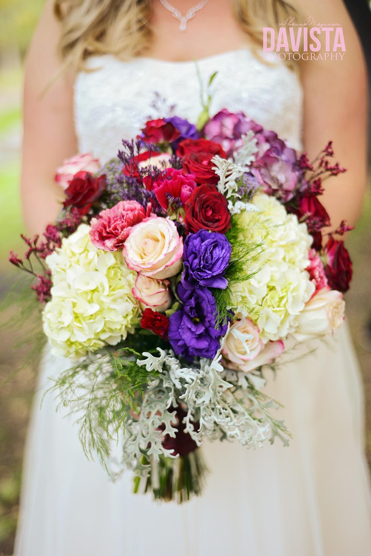 floral arrangements for a wedding
