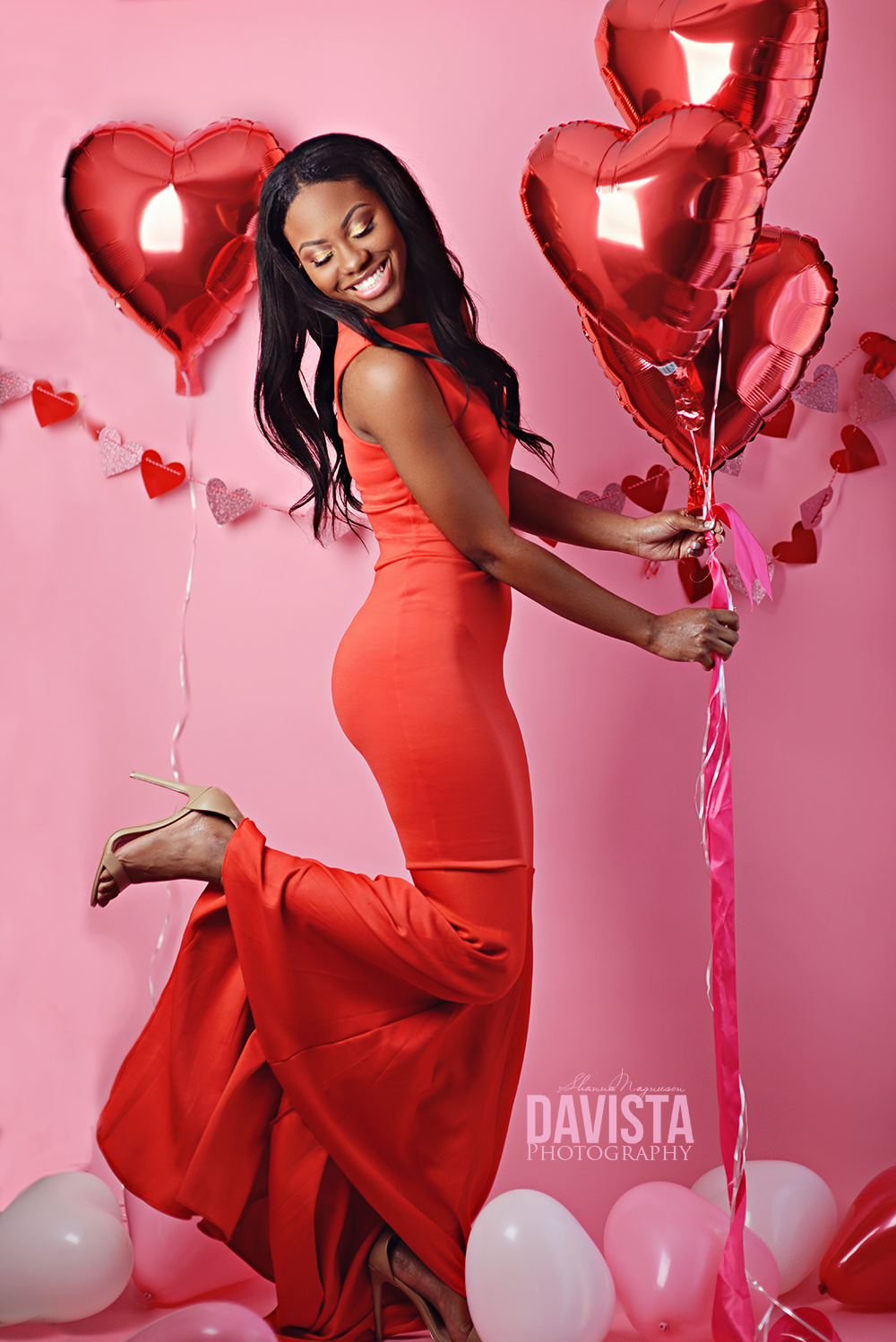 Valentine S Day Inspired Photoshoot Destiny Davista Photography