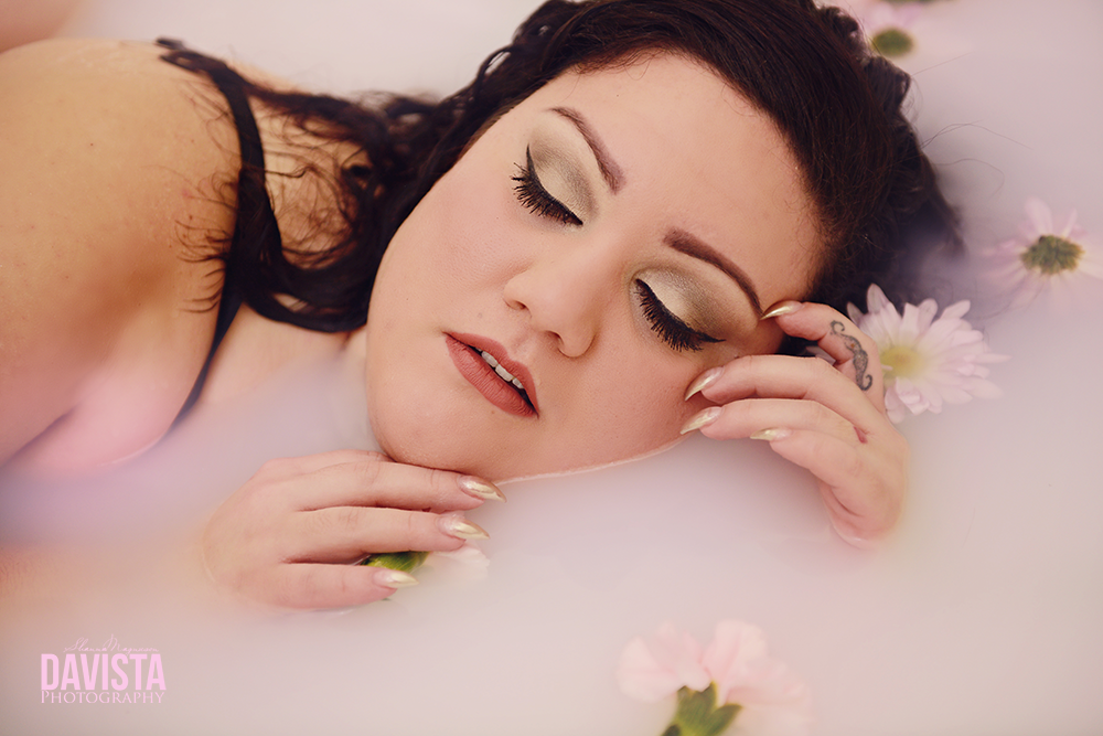 makeup and milk bath photos Virginia