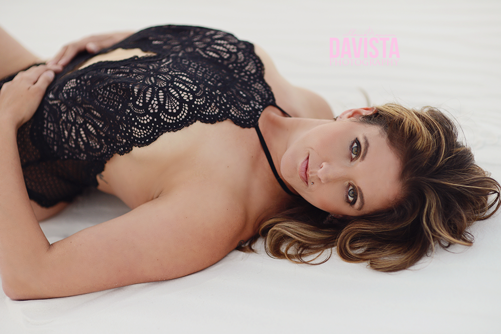 boudoir posing at beach hampton Virginia