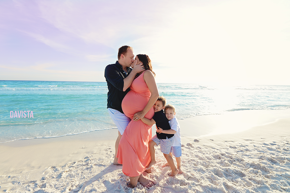 destin Florida beach family photographer