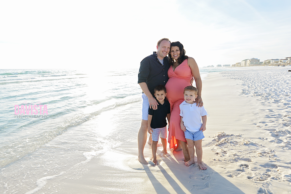 destin Florida family photography