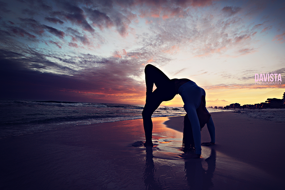 Panama City beach fitness and boudoir photographer