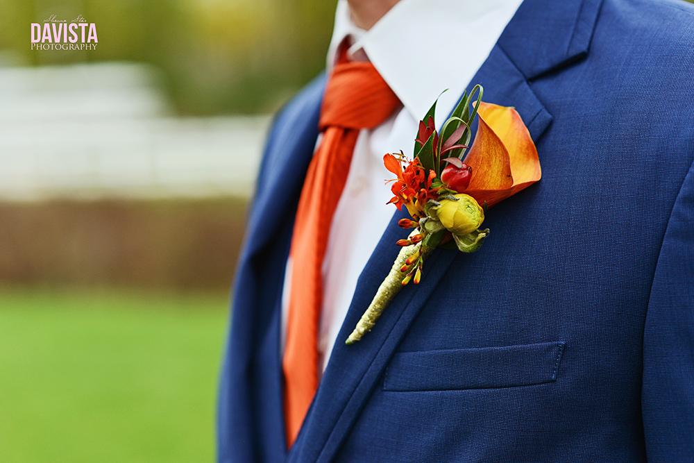 October wedding wedding colors