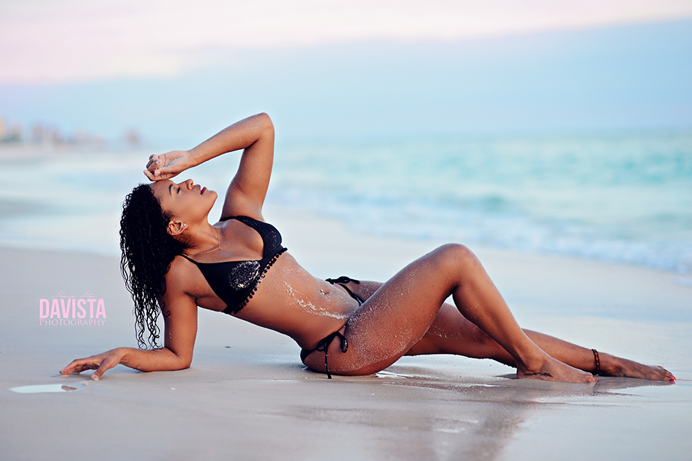 30a Panama City beach boudoir