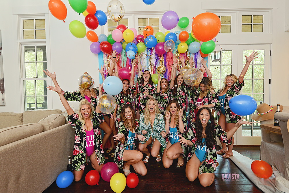 Panama City beach bachelorette party ideas