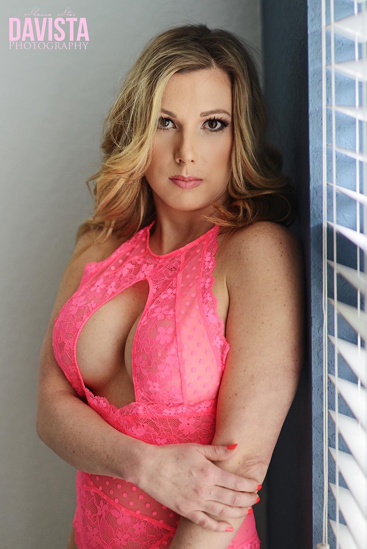Panama City beach lingerie portraits